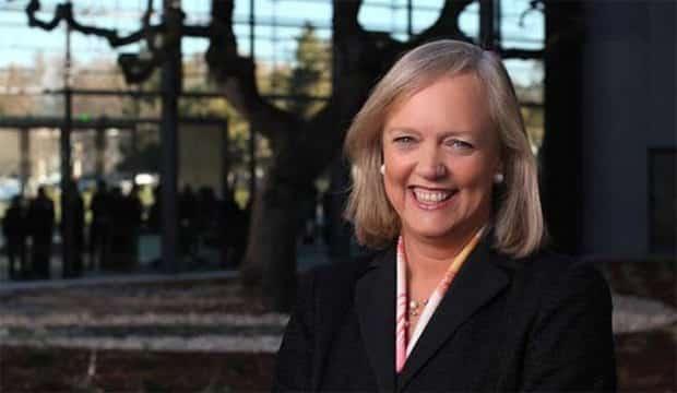 meg whitman hpe ne sera pas la prochaine patronne duber - Meg Whitman (HPE) ne sera pas la prochaine patronne d'Uber