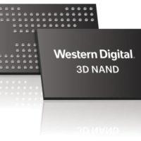 Mémoire 3D NAND : Western Digital en remet une couche