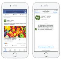 Messenger : Facebook veut plus de pub