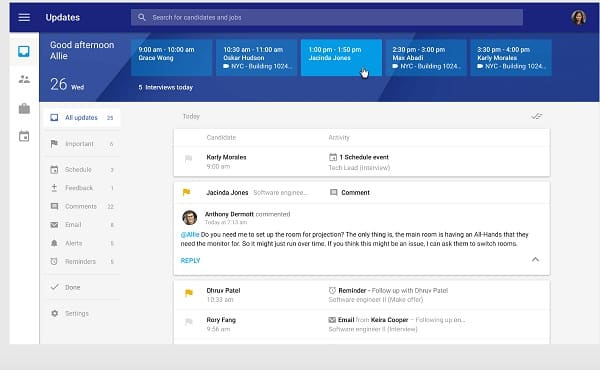 recrutement google donne le coup denvoi de hire - Recrutement : Google donne le coup d'envoi de Hire