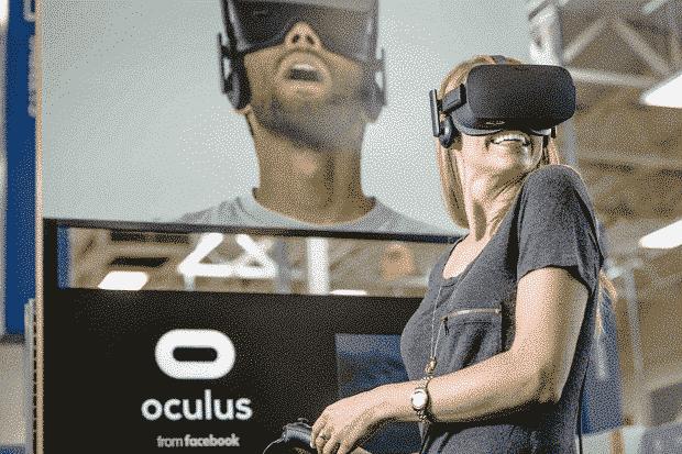 VR : Oculus casse encore le prix de son casque Rift Réalité virtuelle, Oculus Rift