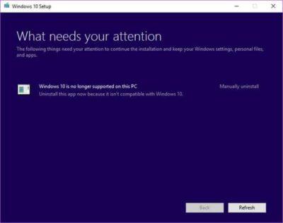 Windows 10 et l'ornière sur la route de Windows as a Service - 2017 - 2018