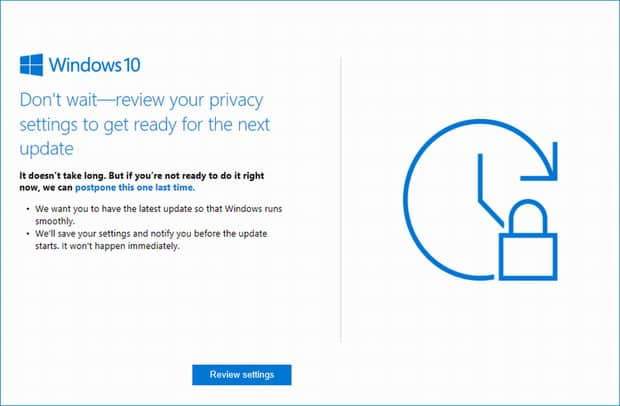 Windows 10 : il va falloir passer à la version Creators Update Windows 10, Système d'exploitation, Microsoft