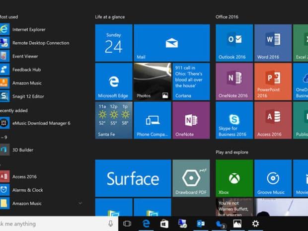 windows 10 une nouvelle build pour la fall creators update - Windows 10 : une nouvelle build pour la Fall Creators Update