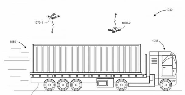 1502159210 32 trains bateaux camions larchitecture folle imaginee par amazon pour vous livrer par drone - Trains, bateaux, camions ; l'architecture folle imaginée par Amazon pour vous livrer par drone