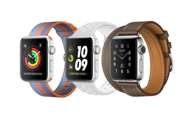 apple watch 4g pourquoi vous ne devriez pas vous emballer - L'iPhone 8 et l'Apple Watch 3 main dans la main