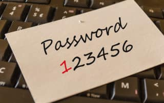 Changer de mot de passe ? Pardon, mais ce n'est pas nécessaire