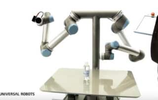 """Collaboration homme robot : """"Attention chérie ça va trancher..."""""""
