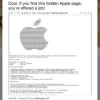 comment nous avons trouve cette offre demploi cachee apple 200x200 - WannaCry : un frenchie trouve une solution partielle sous Windows XP