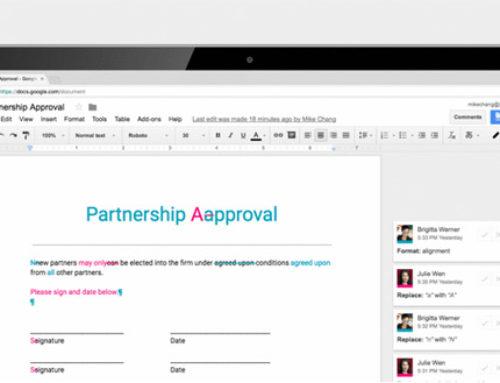 Google Docs : une mise à jour majeure ajoute de sérieuses nouveautés