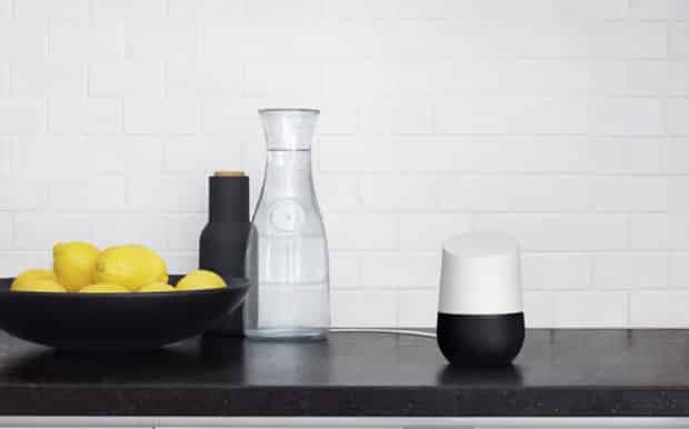 google home un mini moi face a echo dot damazon - Google Home : un Mini-Moi face à Echo Dot d'Amazon