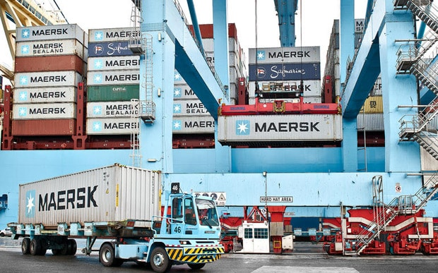 ransomware petya un colis a 300 millions de dollars pour maersk - Ransomware Petya : un colis à 300 millions de dollars pour Maersk