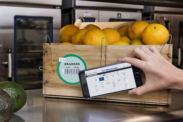 securite alimentaire des geants de lindustrie entrent dans la danse de la blockchain - Sécurité alimentaire : des géants de l'industrie entrent dans la danse de la blockchain