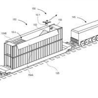 Trains, bateaux, camions ; l'architecture folle imaginée par Amazon pour vous livrer par drone