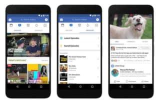 Watch : qui veut voir des vidéos exclusives sur Facebook ?