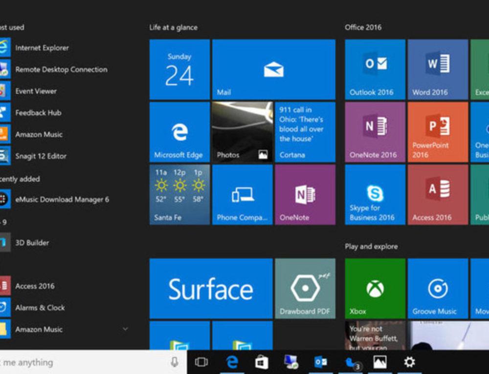 Windows 10 Creators Update : dernière ligne droite