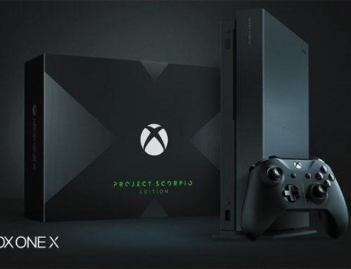 Xbox One X et Project Scorpio Edition : Microsoft insiste