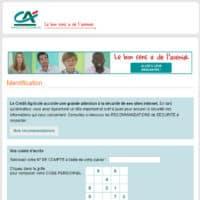 campagne phishing credit agricole fausse page web 200x200 - Facebook Messenger : une nouvelle campagne de phishing en cours