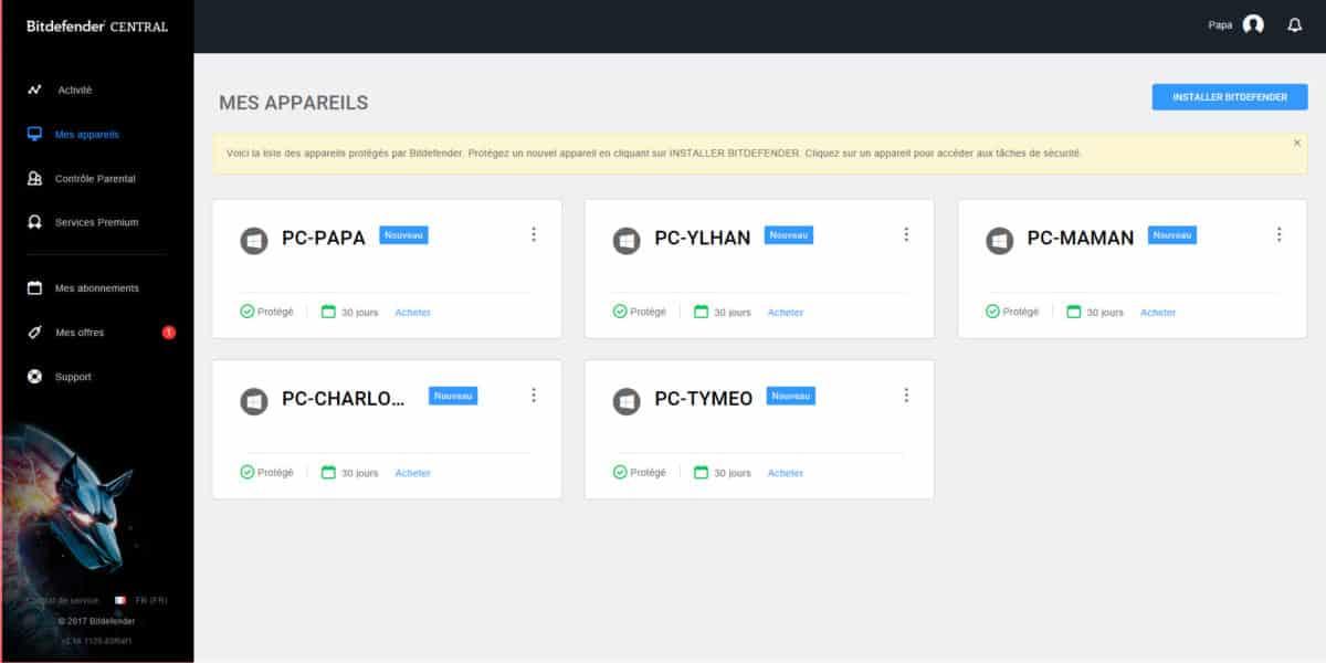 optimiser et protéger vos pcs depuis une seule interface