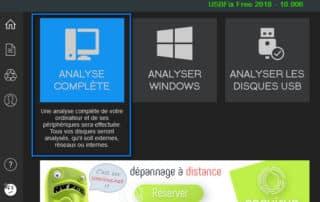 analyse complete usbfix