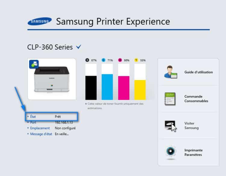 Installer une imprimante avec Windows 10 Samsung, Microsoft Store, Imprimantes, HP, Epson, Canon