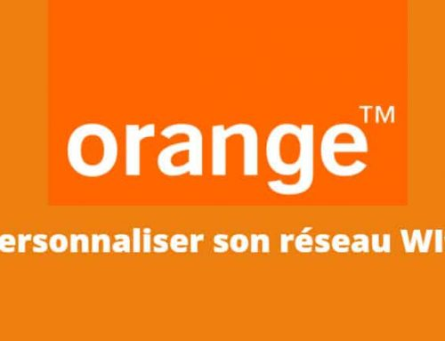 Personnaliser le Wifi de la Livebox Orange