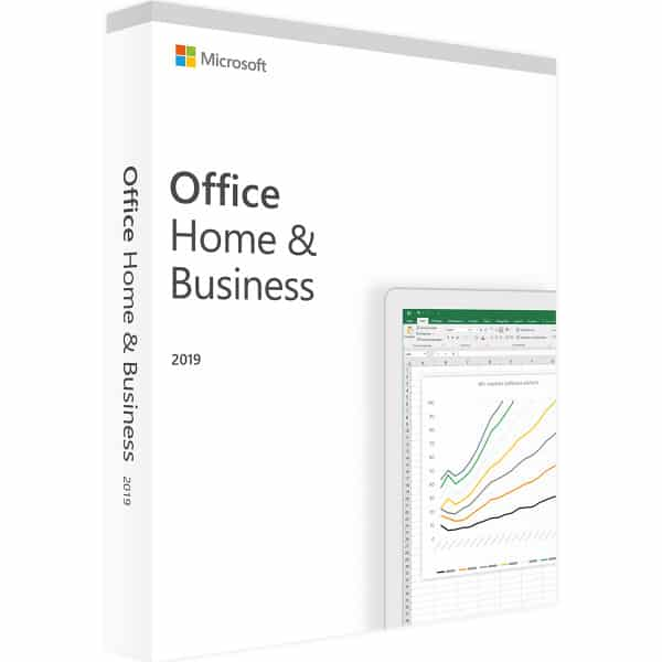 Microsoft Office 2019 Famille et Petite Entreprise