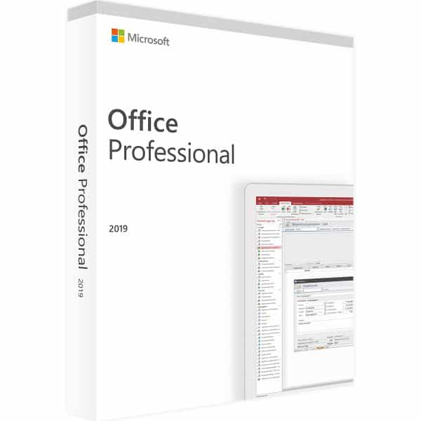 Office 2019 Professionel