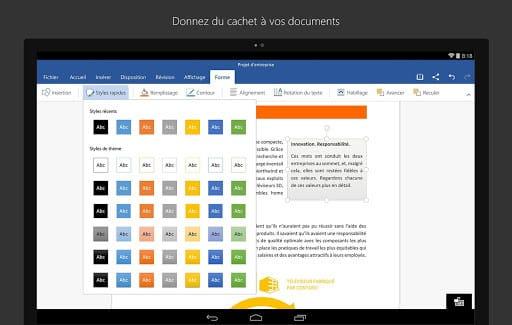 microsoft word plein ecran - Microsoft Word
