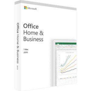 Office 2019 Mac – Famille et Petite Entreprise