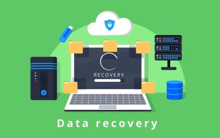 Récupération de données
