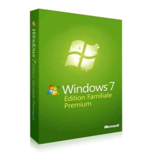 Windows 7 Home Premium