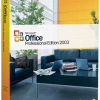 Office 2003 Professionnel