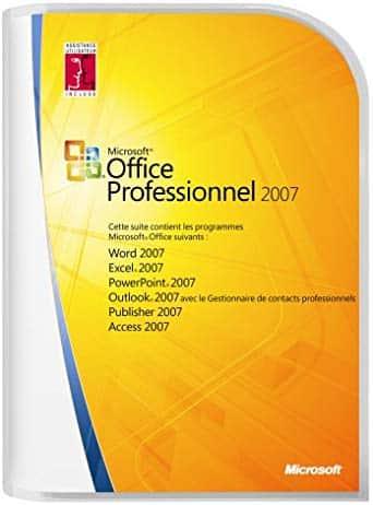 office 2007 pro - Office 2007 Professionnel Plus