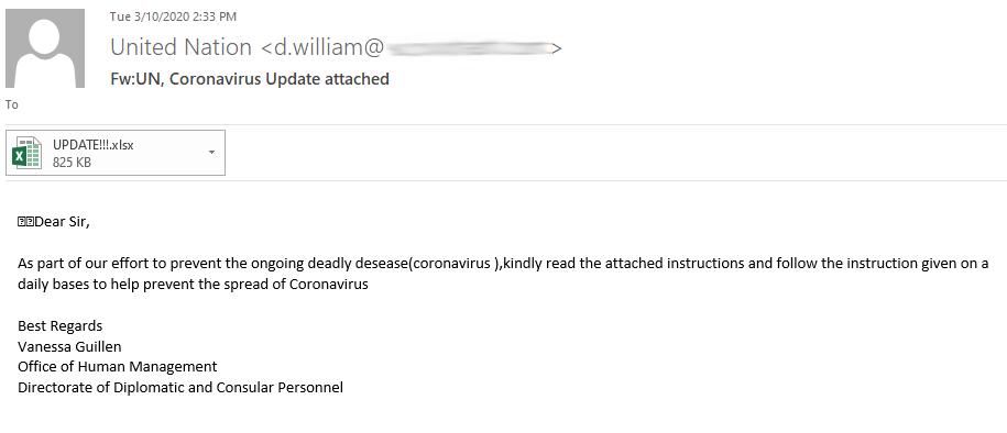 1585046126 511 Bitdefender Des e mails d'informations fallacieux tentent de hameconner vos - Bitdefender : Des e-mails d'informations fallacieux tentent de hameçonner vos données sur fond de crise sanitaire