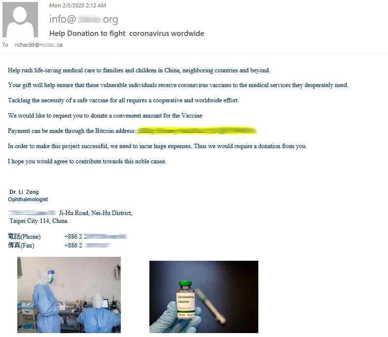 1585046126 844 Bitdefender Des e mails d'informations fallacieux tentent de hameconner vos - Bitdefender : Des e-mails d'informations fallacieux tentent de hameçonner vos données sur fond de crise sanitaire