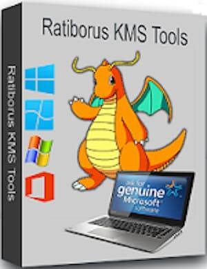 Ratiborus KMS Tools logo box