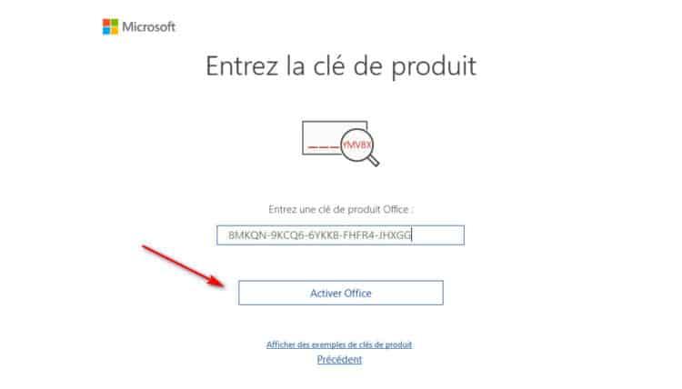 cle de produit activer office 2019 750x428 - Clés de produit Office 2019 Gratuite