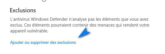 exclure fichier avec windows defender - Comment utiliser KMSPico