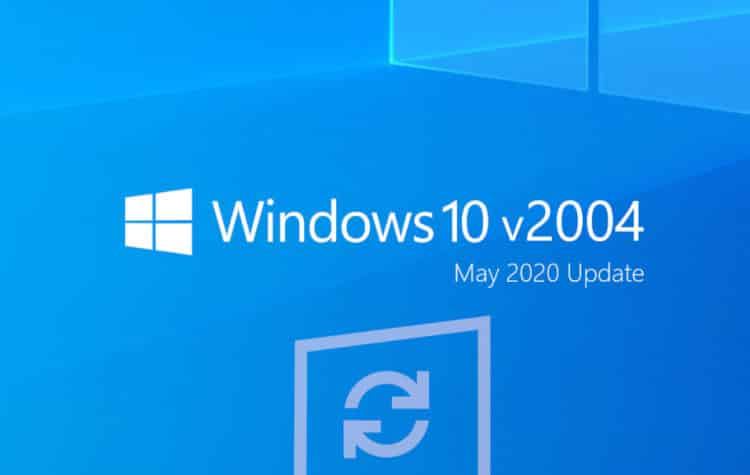 telecharger et installer windows 10 2004 20h1 64 BIT
