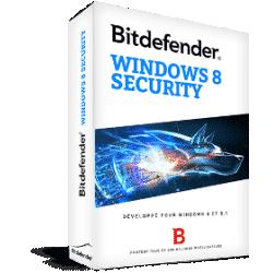 Bitdefender Windows 8 Security