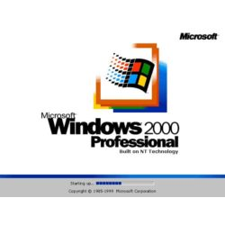 Windows 2000 Professionnel