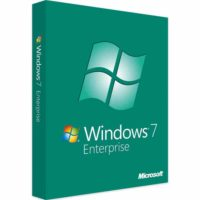 Windows 7 Entreprise 64 Bit X64