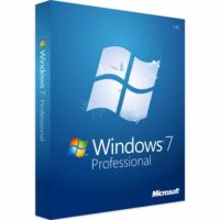 Windows 7 Professionnel 32 Bit X86