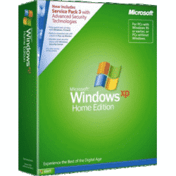 Windows XP Home Edition SP2 iso